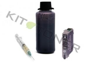 Epson C13T12914011 - Kit cartouche rechargeable compatible noire