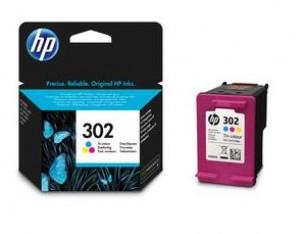 HP F6U65AE - Cartouche d'encre couleur de marque HP 302