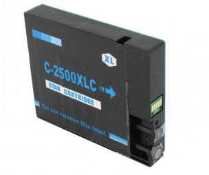 Canon PGI2500XLC - Cartouche d'encre compatible cyan 9265B001