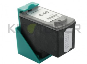 Canon PG40 - Cartouche d'encre compatible noire 0615B001