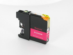 Brother LC223M - Cartouche d'encre compatible magenta