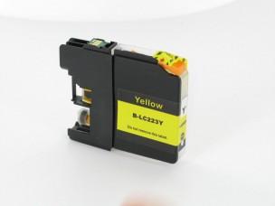 Brother LC223Y - Cartouche d'encre compatible jaune