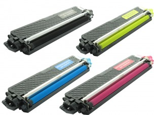 Brother TN246C, TN246Y, TN246M, TN246K - Pack de 4 toners compatibles 4 couleurs