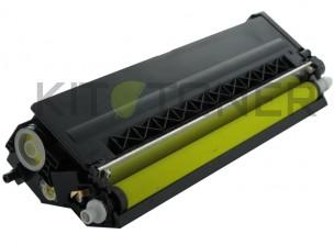 Brother TN326Y - Cartouche toner compatible jaune