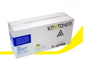 Brother TN135Y - Cartouche de toner compatible Jaune