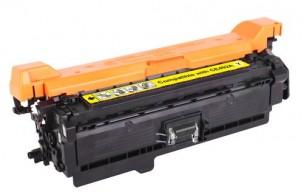 HP CE402A - Cartouche de toner jaune compatible 507A