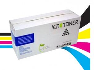 Oki 44643001, 44643002, 44643004, 44643003 - Pack de 4 toners compatible 4 couleurs