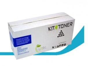 Konica 1710589007 - Cartouche de toner compatible cyan