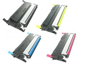 Samsung 841651, 841652, 841653, 841654 - Pack de 4 cartouches compatibles 4 couleurs