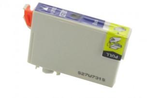 Epson C13T08014011 - Cartouche d'encre compatible noire T0801