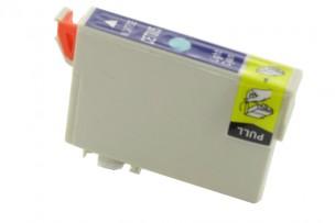 Epson C13T08054011 - Cartouche d'encre compatible cyan clair T0805