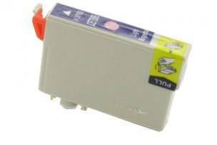 Epson C13T08064011 - Cartouche d'encre compatible magenta clair T0806