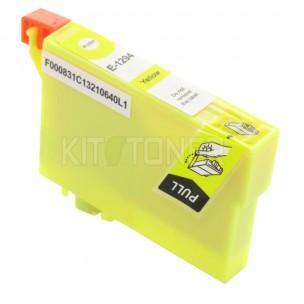 Epson C13T12944011 - Cartouche d'encre compatible jaune T1294