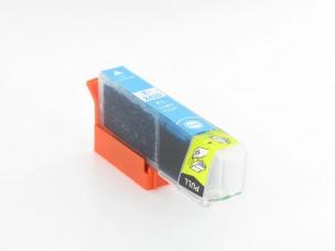 Epson C13T243540 - Cartouche d'encre compatible éléphant cyan clair