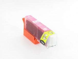 Epson C13T243640 - Cartouche d'encre compatible éléphant magenta clair