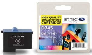 Dell 59210045 - Cartouche d'encre compatible couleur X0504