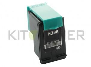HP C8765EE - Cartouche d'encre compatible noire 338