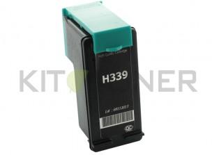 HP C8767EE - Cartouche d'encre compatible noire 339
