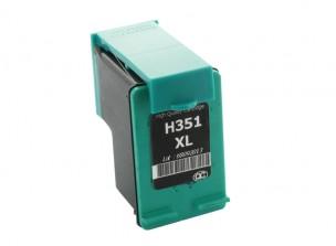 HP CB338EE - Cartouche d'encre compatible couleur 351XL