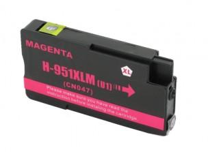 Cartouche HP 951 - Cartouche d'encre compatible magenta CN047AE