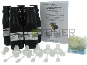 Brother TN2320 - Lot de 5 kits de recharge toner compatibles