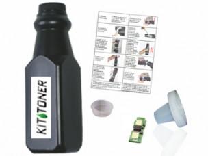 HP Q9700A - Kit de recharge toner compatible Noir