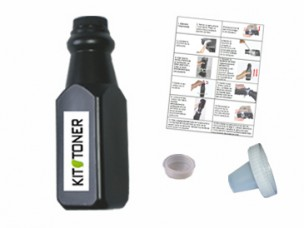 Lexmark 18S0090 - Kit de recharge toner compatible
