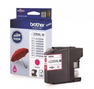 Brother LC225XLM - Cartouche d'encre magenta LC225XLM