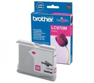 Brother LC970M - Cartouche d'encre d'origine magenta
