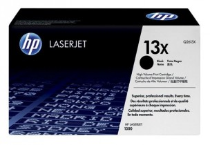 HP Q2613X - Cartouche de toner d'origine 13X