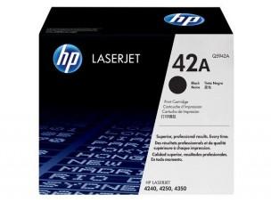 HP Q5942A - Cartouche de toner d'origine 42A