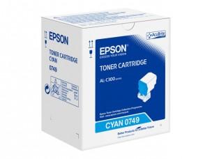 Epson S050749 - Cartouche toner cyan d'origine