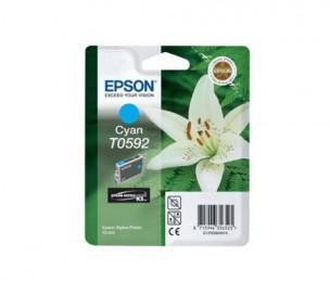 Epson C13T059240 - Cartouche d'encre cyan de marque T0592