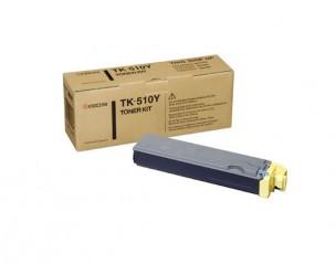 Kyocera TK510Y - Cartouche de toner jaune original