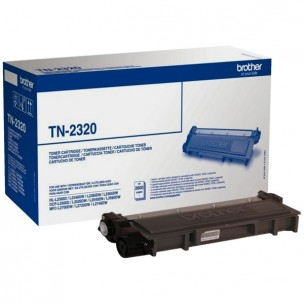 Brother TN2320 - Cartouche de toner d'origine