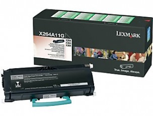 Lexmark X264A11G - Cartouche toner d'origine