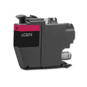 Brother LC3213M - Cartouche encre magenta compatible Brother LC3213M