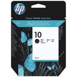 HP C4844A  - Cartouche d'encre noire d'origine HP n°10