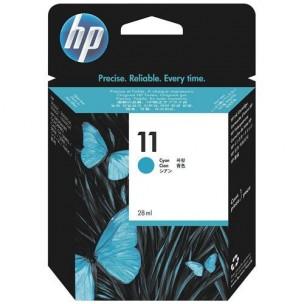 HP C4836AE  - Cartouche d'encre cyan d'origine HP n°11