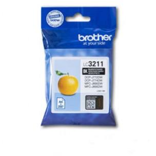 Brother LC3211BK - Cartouche d'encre noire origine Brother LC3211BK