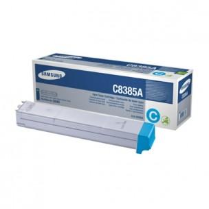 Samsung CLXC8385 - Cartouche toner d'origine cyan