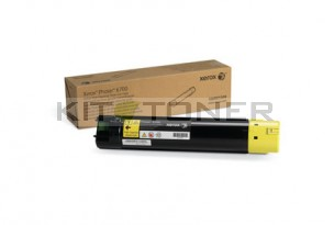 Xerox 106R01509 - Cartouche toner de marque jaune