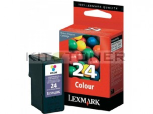 Lexmark 18C1524E - Cartouche d'encre couleur de marque