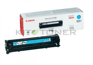 Canon 1979B002 - Cartouche toner d'origine cyan 716