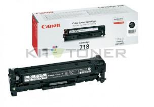Canon 2662B002 - Cartouche toner d'origine noir 718