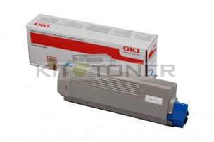 Oki 44059167 - Cartouche de toner cyan d'origine