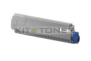 Oki 44059210 - Cartouche de toner magenta d'origine