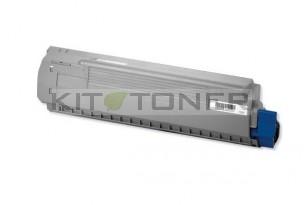 Oki 44059254 - Cartouche de toner magenta de marque