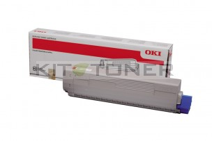 Oki 44844614 - Cartouche de toner magenta d'origine