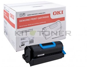Oki 45488802 - Cartouche de toner d'origine